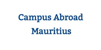Campus Abroad Mauritius