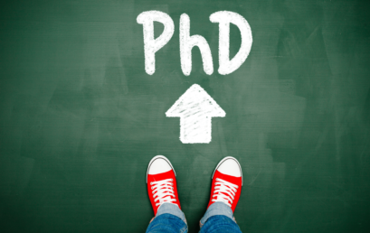 What do you need to do before applying for a PhD Programme in the UK?